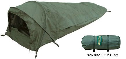 Military grade sleeping bag