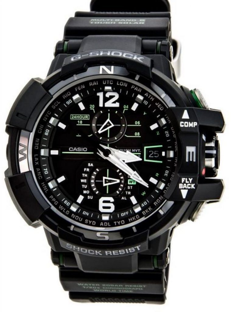G-Shock GWA-1100-1A - Best Aviation G-Shock