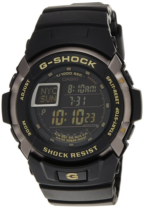 Best G-Shock for running and exercise - Best G-Shock for workouts