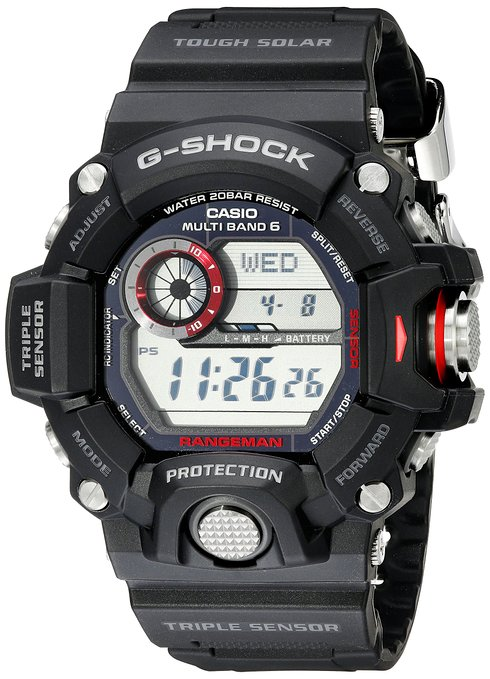 Best G-Shock for Outdoors: Hiking, Hunting, Fishing and Camping