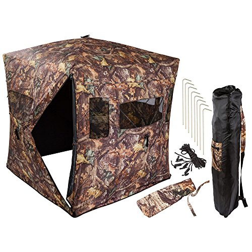 ameristep care product ground blinds taker for floor shop reviews turkey blind outdoors with hunting browse display popup up treestands pop
