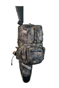 Scabbard backpack