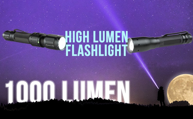 Best High Lumen Flashlight Reviews