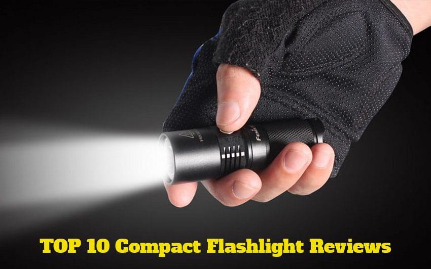 Compact Flashlight Reviews