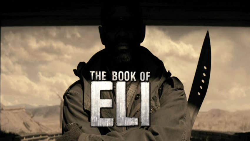 Book of Eli Machete