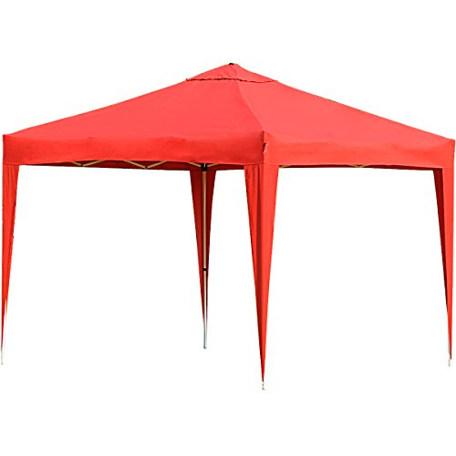 Well your party is ready to be a great hit thanks to the Merax Patio Easy Pop-Up Canopy Tent 10 x 10 FT Portable Folding Canopy.  sc 1 st  RangerMade & Best Pop up Canopy Tent - RangerMade