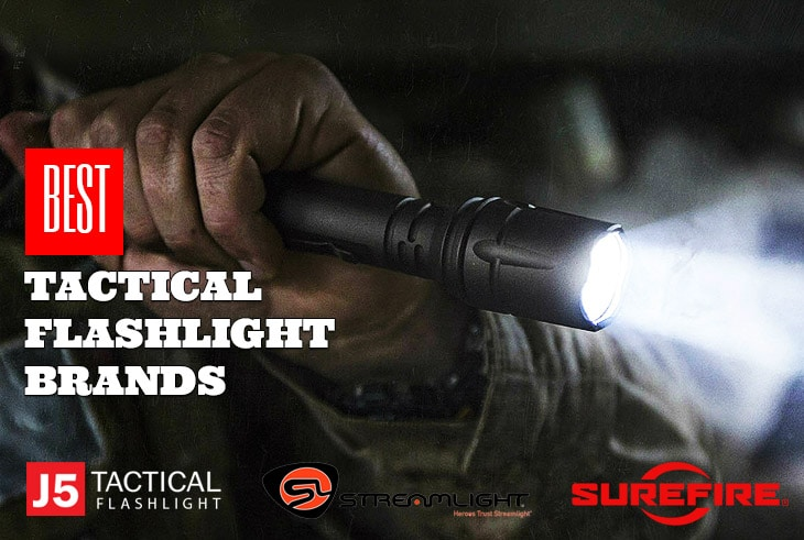 Tactical Flashlight Brands Reviews