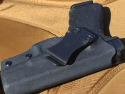 Best IWB Holster for Glock 23