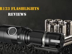 Best CR123 flashlight