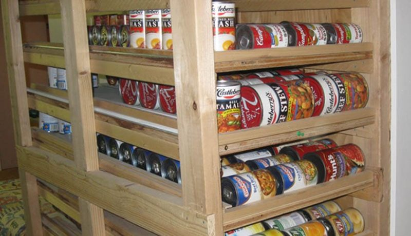 What Makes a Good Food Storage Space