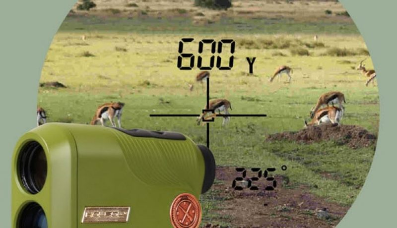 How a rangefinder would improve your hunting experience