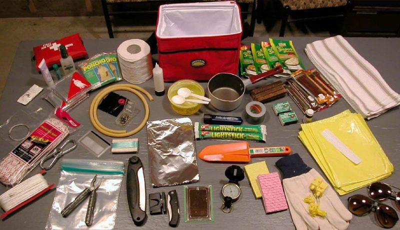 What Emergency Supplies Should You Stock At Home?